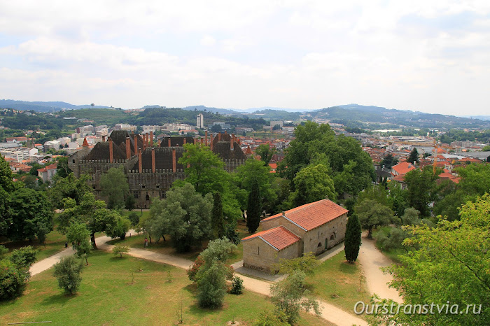 Гимарайнш, Дворец Браганских, Португалия