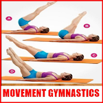 Complete Gymnastics Movement Icon