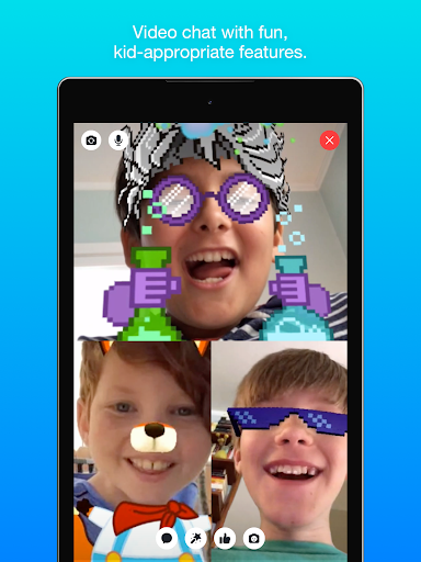 Facebook Messenger Kids screenshot 18