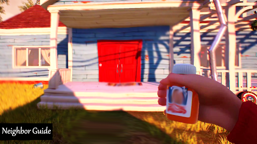 Walktrough for Neighbor Hi Alpha screenshot 1