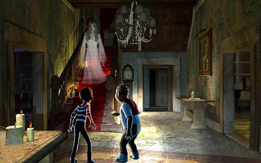 Best Horror Haunted House: Solve Murder Case Games 1.0 screenshots 1
