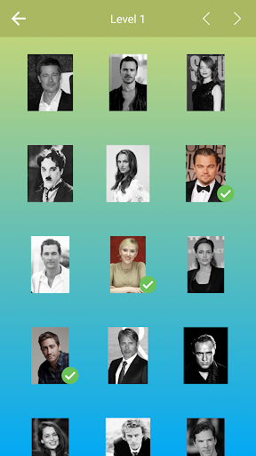 Guess Famous People u2014 Quiz and Game  screenshots 3