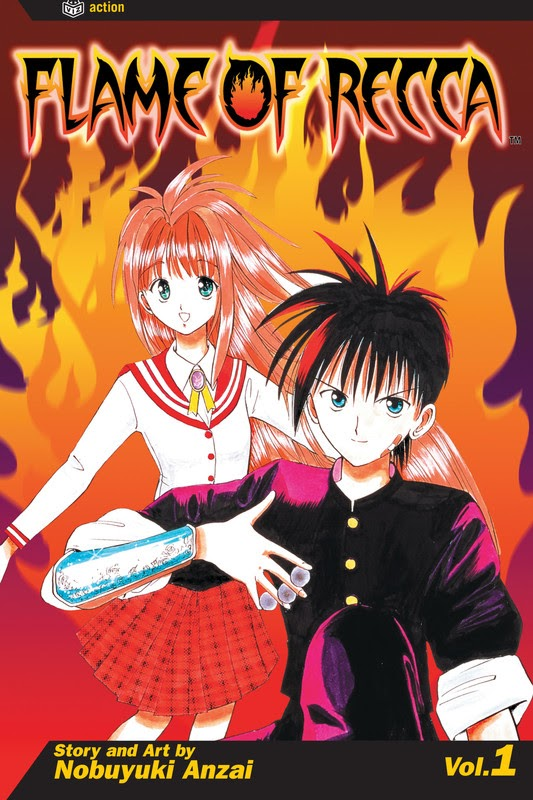 Flame of Recca (2003) - complete