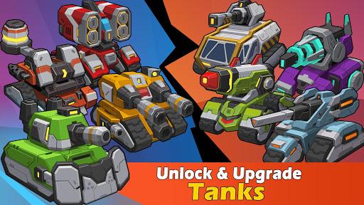 TankCraft 2: Online War  captures d'écran 6