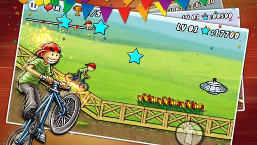 BMX Boy screenshot 1