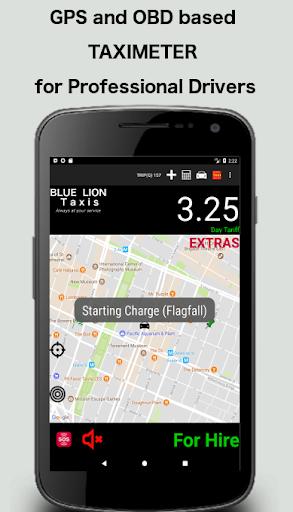 Taximeter-GPS 4.9.4.1 screenshots 1