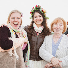 Wedding photographer Alina Moskovceva (moskovtseva). Photo of 03.12.2015