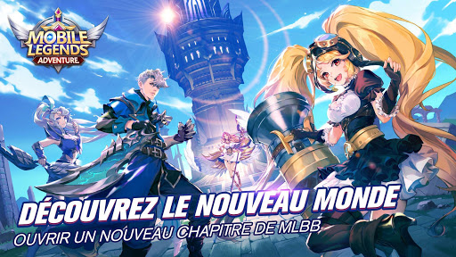 Télécharger Mobile Legends: Adventure mod apk screenshots 1