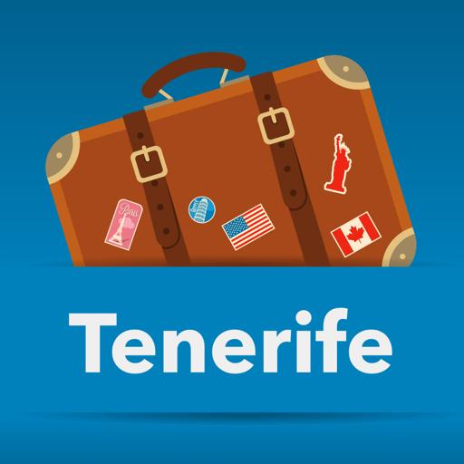 Tenerife offline map