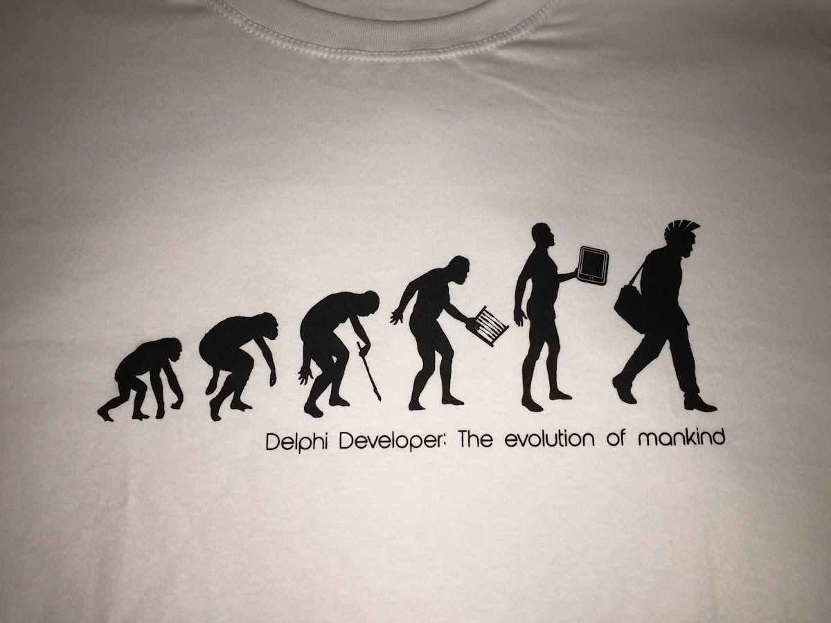 Delphi Developer Evolution