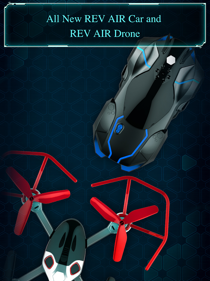 REV Robotic Enhance Vehicles- screenshot