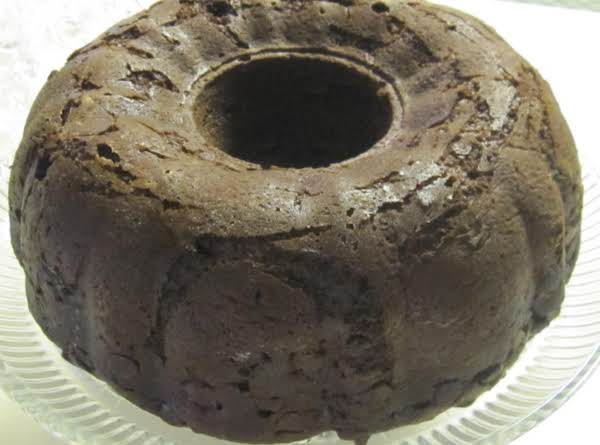Ellen's Chocolate Bundt Cake Recipe
