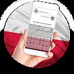 Poland Flag Keyboard - Elegant Themes APK