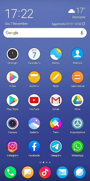 MIUI 11 CIRCLE - ICON PACK Screenshot Image