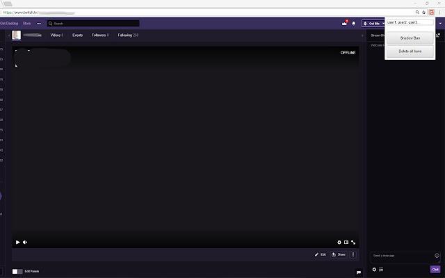 Twitch Shadow Ban