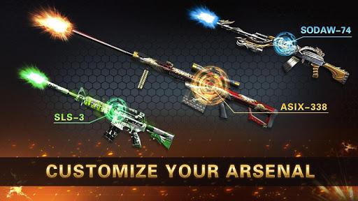 Sniper 3D Strike Assassin Ops - Gun Shooter Game 2.4.3 screenshots 6