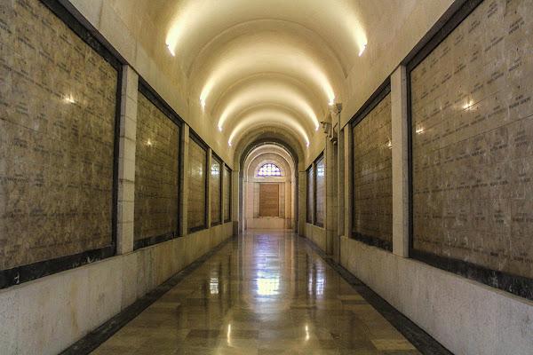 Corridoio del silenzio di Bibanto
