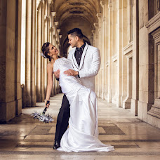 Wedding photographer olivier merzoug (merzoug). Photo of 16.04.2015