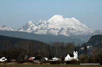 Photo: Mt Baker and Skagit Valley, Washington