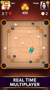 Carrom Pool Mod Apk Latest 4.0.2 [Unlimited Coins + Gems] 7