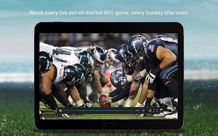 NFL Sunday Ticket for Tablets Screenshot 3