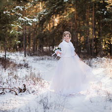 Wedding photographer Olesya Melshikova (eridan). Photo of 12.12.2017