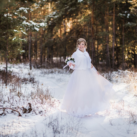 Wedding photographer Olesya Melshikova (eridan). Photo of 12.12.2017