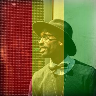 Guinea Flag On Face Maker : Photo Editor - náhled