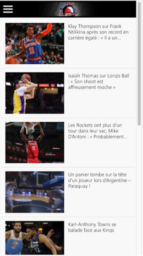 Basket Infos 1.3 screenshots 2