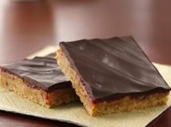Cranberry Millionaire Squares Recipe