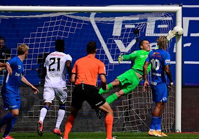 """Redding van de week komt van Vukovic: """"Dacht dat het goal was"""""""