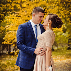 Wedding photographer Ekaterina Matyushko (Matyushonok). Photo of 09.10.2016