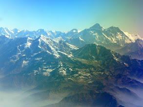 Photo: Mit den höchsten Bergen der Welt