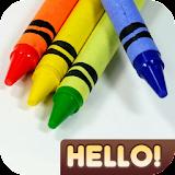 Hello Crayon