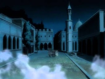 Trinity Blood - The Ibelis: III. A Mark of Sinner