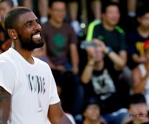 """Kyrie Irving laat zich uit over het feit dat hij voorlopig niet meer mag uitkomen voor de Brooklyn Nets: """"Je moet doen wat het beste is voor jezelf"""""""