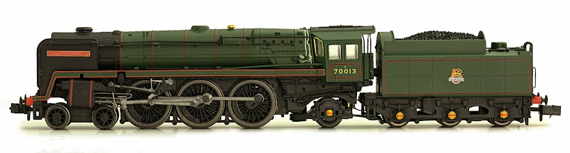 Photo: ND095B Britannia Class