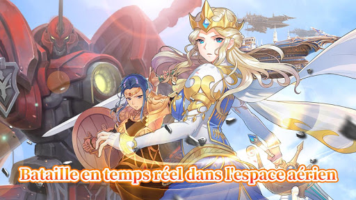 Code Triche The War of Genesis: Battle of Antaria APK MOD screenshots 4
