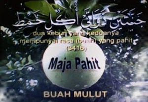 Indonesia Negri Saba & Impereium Sulaiman