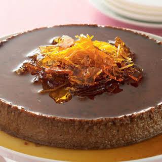 Chocolate Crème Caramel.