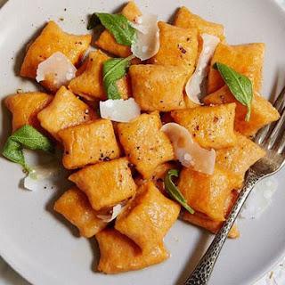Carrot Pasta.