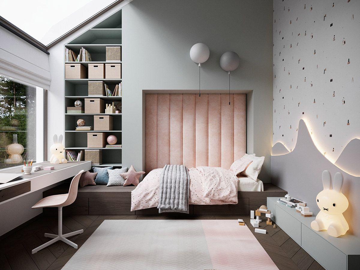 Master Boy Bedroom with Outdoor Spaces
