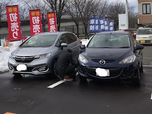 フィット GK3 13G Honda Sensingのカスタム事例画像 悪魔のFit さんの2018年12月31日13:11の投稿