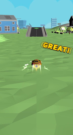 Jetcar Jump - screenshot