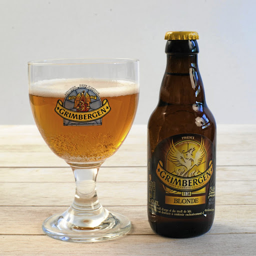 Sales of Grimbergen beer, which Carlsberg has owned since 2008, surged in the first quarter of 2017. Picture: LUDOVIC PERON/WIKI COMMONS