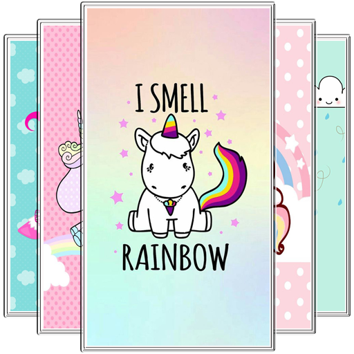 Kawaii Unicorn Wallpaper - Apps on