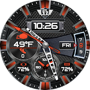 Z SHOCK 23 color changer watchface for WatchMaker