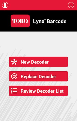 Lynx Barcode