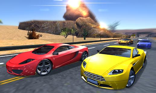 racing car racer screenshot thumbnail