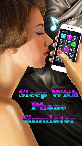 睡觉时手机模拟器